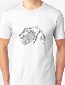 camera lover Unisex T-Shirt