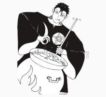 Magic Sensei (Aikidrôle) One Piece - Short Sleeve
