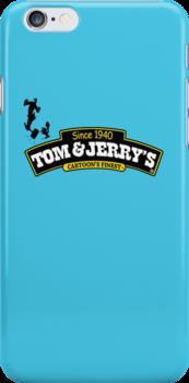 Tom & Jerry's v.3 by weRsNs