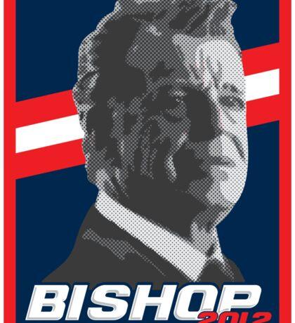 Bishop 2012 Sticker
