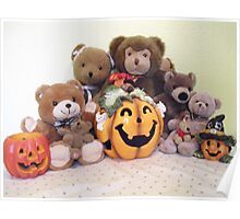 MR TEDDY AND HIS FRIENDS Poster
