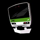 Yamanote Line Case by axesent