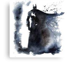 Batman: Paint Canvas Print