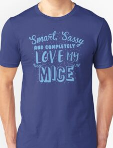 Smart, Sassy and completely love my CAT T-Shirt