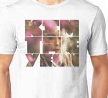 Kim Taeyeon 'I' Typography 7 Unisex T-Shirt