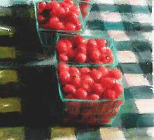Avila Beach Tomato Baskets by RGMcMahon