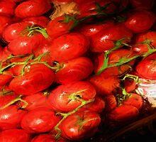 Avila Beach Tomato Box by RGMcMahon