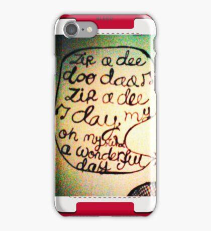 Random Funniness:) iPhone Case/Skin