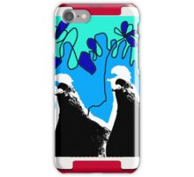 Better version of pigeons iPhone Case/Skin
