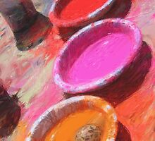 Paint Bowls by RGMcMahon