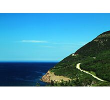 Cabot Trail 1 Photographic Print