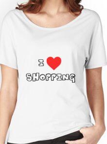 I Heart Shopping Women's Relaxed Fit T-Shirt
