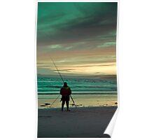 garretstown sunset Poster