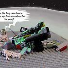 Once upon a time in space ... by trobe