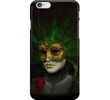 iPhone cover - Venetian mask iPhone Case/Skin