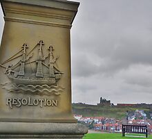 Yorkshire: HMS Resolution by Rob Parsons