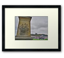 Yorkshire: HMS Resolution Framed Print