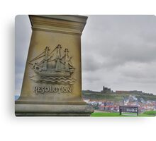Yorkshire: HMS Resolution Metal Print