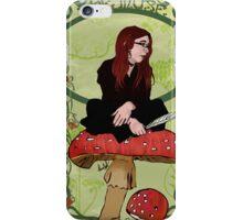 The Muse sticker iPhone Case/Skin