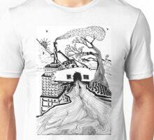 Modern Landscape Unisex T-Shirt