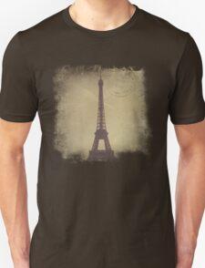 Vintage Eiffel Tower Unisex T-Shirt