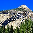 North Dome - Yosemite by Tamara Valjean