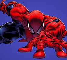 Spiderman by SamuelH7