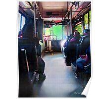 Morning Bus Poster