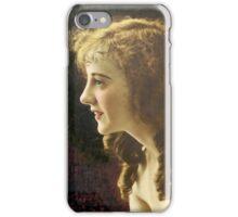 Jobyna Ralston Early Movie Star iPhone Case/Skin