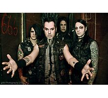 Wayne Static/Static X Photographic Print
