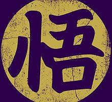 Hero's Kanji by Arien Jorgensen
