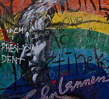 Imagine - John Lennon by Stefan Trenker