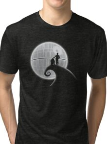 That's No Moon Tri-blend T-Shirt