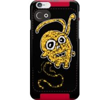The gold monster iPhone Case/Skin