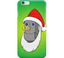 Santa Robot iPhone Case/Skin