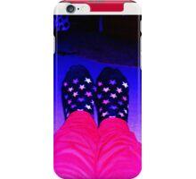 My feet=] iPhone Case/Skin