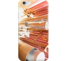 Pipes of Light iPhone Case/Skin