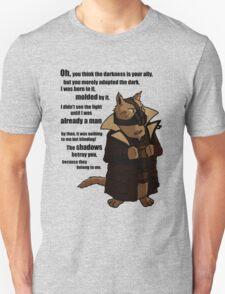 Bane's Cat Rises! Unisex T-Shirt