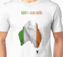 Irish in Australia  Unisex T-Shirt