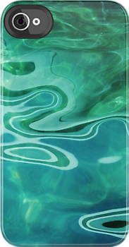 H2O #67 (iPhone Case) by Lena Weisbek