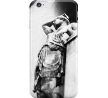Resting Statue iPhone Case/Skin