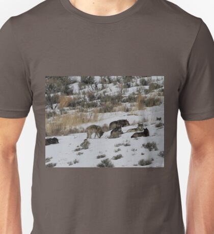 The Pack at Rest Unisex T-Shirt