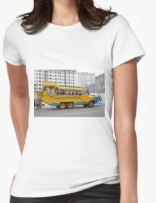 London Duck Womens Fitted T-Shirt