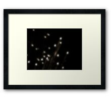 Broken Limbs Framed Print