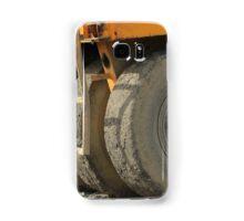 Wheels on Construction Equipment Samsung Galaxy Case/Skin