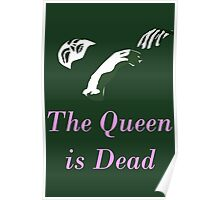 the queen is dead Smiths morrissey Poster