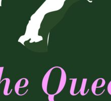 the queen is dead Smiths morrissey Sticker