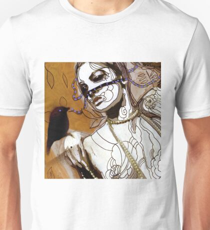 pearl necklace Unisex T-Shirt