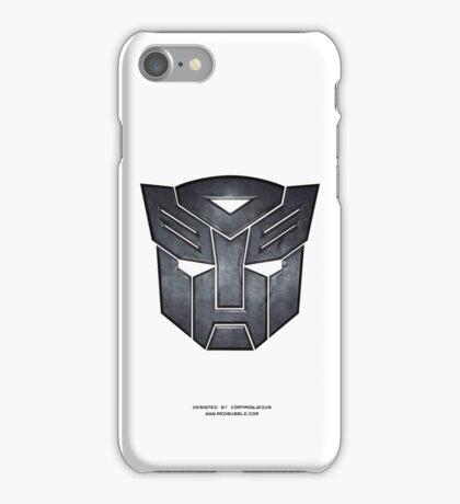 Autobot v2 iPhone Case/Skin