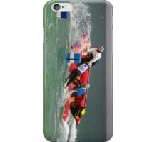 Anglesea round the cans iPhone Case/Skin